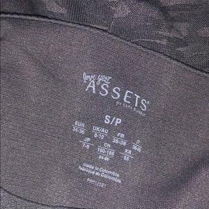 SPANX Intimates & Sleepwear - NWOT SPANX Black Gray Camo Seamless Leggings S